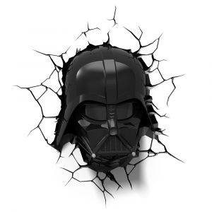 Luminária 3D Light FX Star Wars DARTH VADER 1