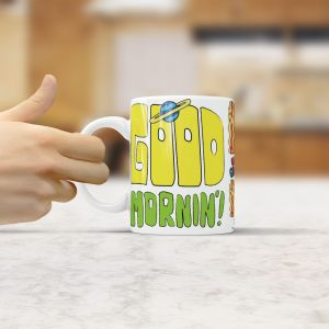 Caneca CN Titio Avô - Good Morning 1
