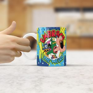 Caneca CN Titio Avô - The Weird 1