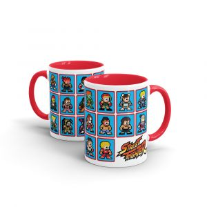 Caneca STREET FIGHTER 8-Bits - Beek 1