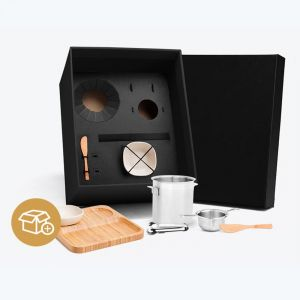 KIT PARA PETISCOS E DRINKS - 5 PÇS 1