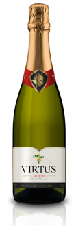 VIRTUS ESPUMANTE NATURAL BRUT DEMI-SEC 750mL 1