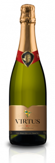 VIRTUS ESPUMANTE NATURAL BRUT 750mL 1